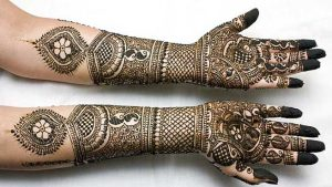 Bangle Mehendi