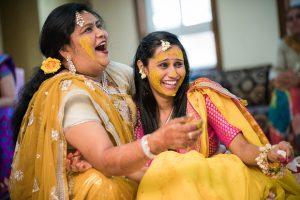i love my Haldi ceremony