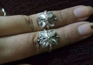 Toe ring design