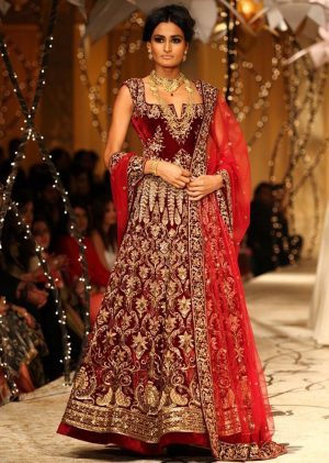 Hindu Bridal Dress
