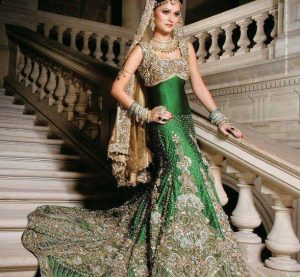 Hindu Bridal Dress