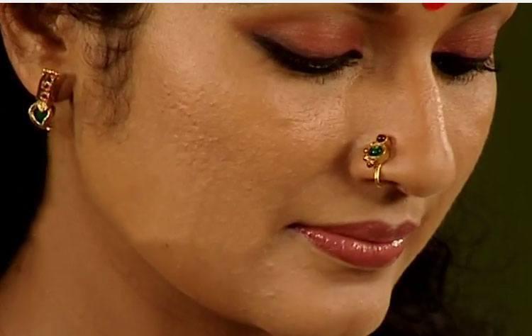 Palakka Nose Stud Download Free Palakka Nose Stud Mehndi