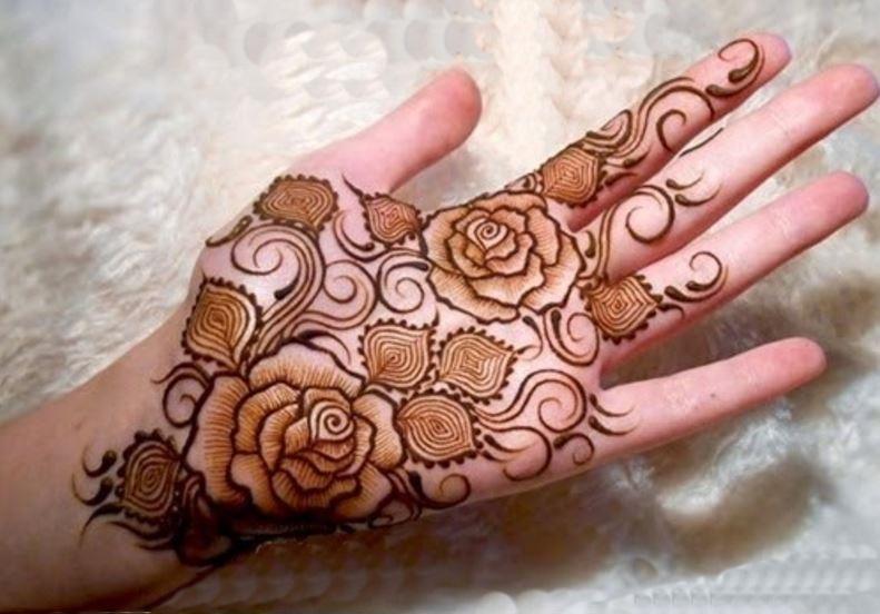 Special Floral Mehndi Design Download Free Special Floral Mehndi