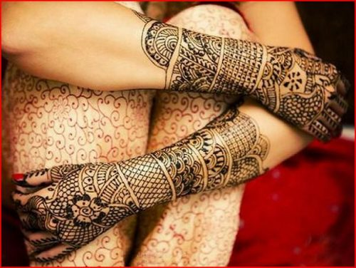 Bridal Mehndi In Jalandhar : Bridal mehendi design latest gallery