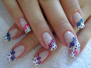 nail art cute looking