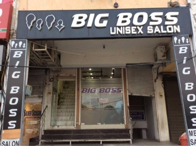 Big Boss 31 Unisex Salon