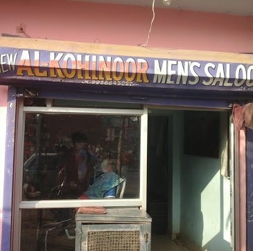 New Al-KOHINOOR MENS SALOON