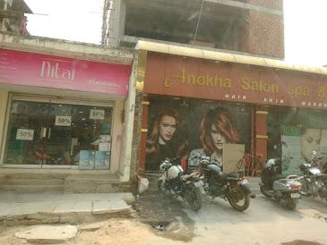 Anokha Salon Spa & Academy