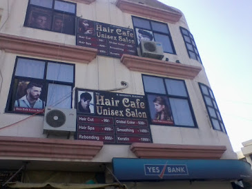 The Hair Cafe Unisex Salon