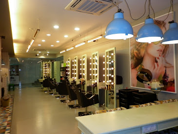 juice hair salon Century Bazaar