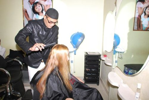 Shaan Khan Hair Designer Salon