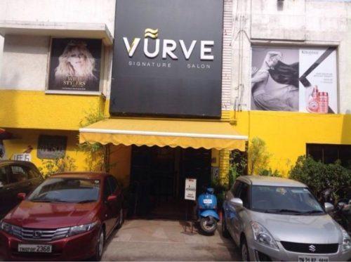 VURVE Signature Salon