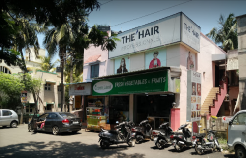 The Hair Professionals - Unisex Salon Spa & Bridal Makeup Chennai