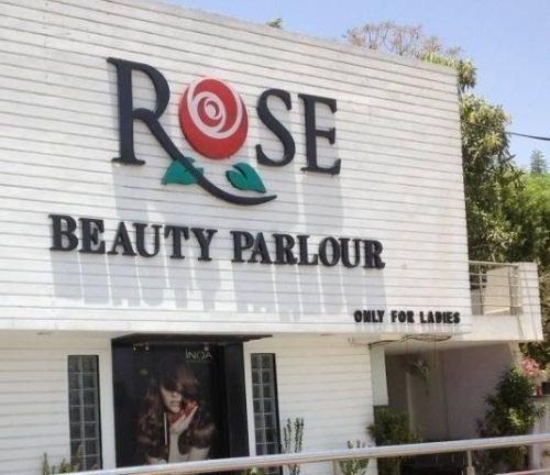 New Rose Beauty Parlour