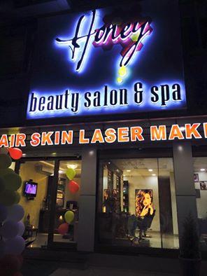 Honey Beauty Salon And Spa