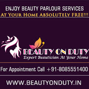 Beauty On Duty - Beautician At Home In Bhopal