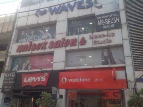 Waves Designer Unisex Salon