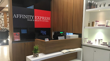 Affinity Express Hair & Beauty Studio, TGIP Mall