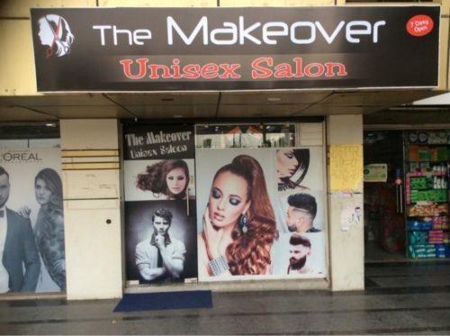The Makeover Unisex Salon