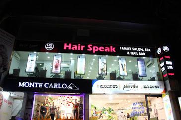 Hair Speak Family Salon, Jayanagar