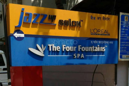 Jazz Up Salon - Bhandarkar Road
