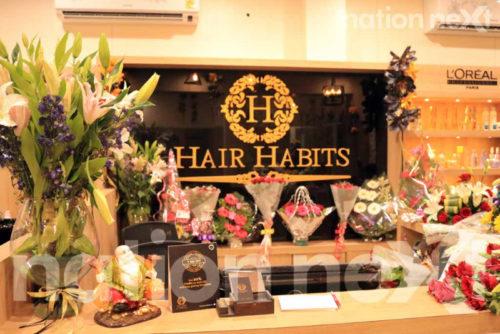 Studio Hair Habits