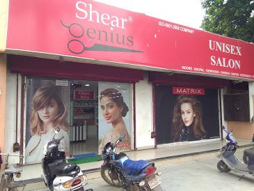 Shear Genius (Vijay Nagar-Indore) Unisex Salon - VN