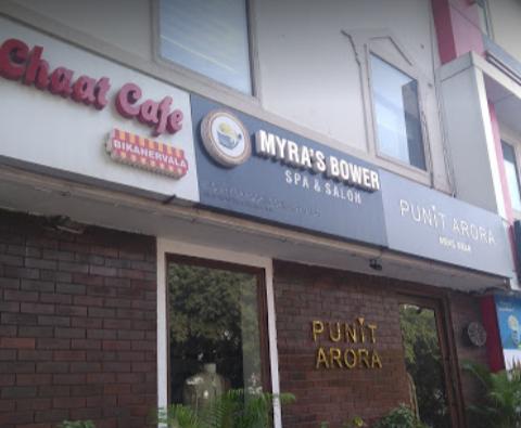 Myra's Bower Spa & Salon, Chandigarh