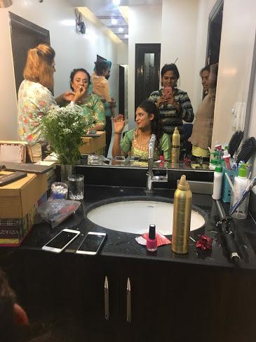 Sahibba K Anand: Makeup & Hair Studio