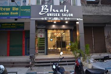 Blush Unisex Salon Faridabad
