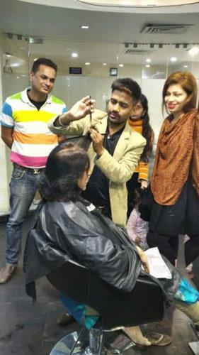 Sumeet & Sujeet Hair and Beauty salon