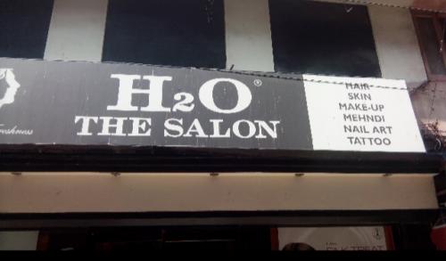 H2O The Salon