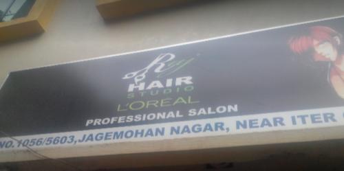 Raj Hair Studio