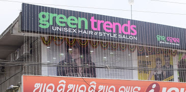 Green Trends - Unisex Hair & Style Salon