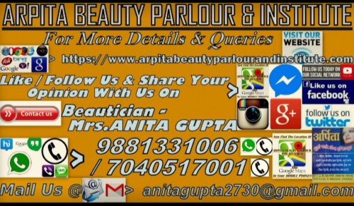 Arpita Beauty Parlour and Institute