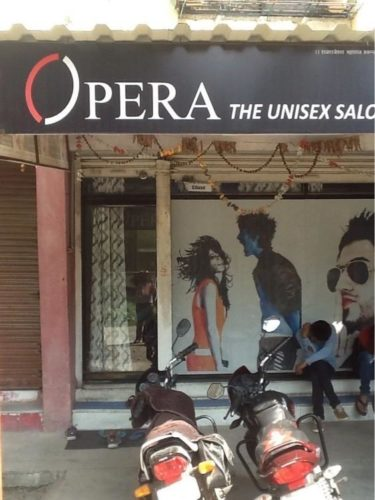 Opera The Unisex Salon