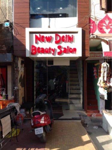 New Delhi Beauty Salon