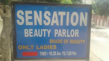 Sensation Beauty Parlour