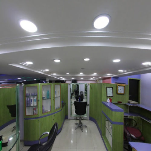 Luxury Bellissimo Salon