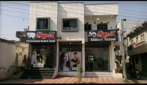 spa unisex salon