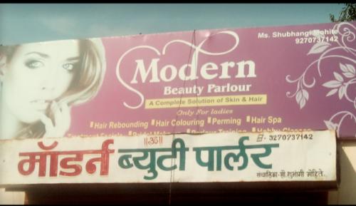 Modern Beauty Parlour