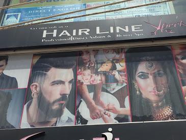 Hairlinexpert Saloon &beauty Spa