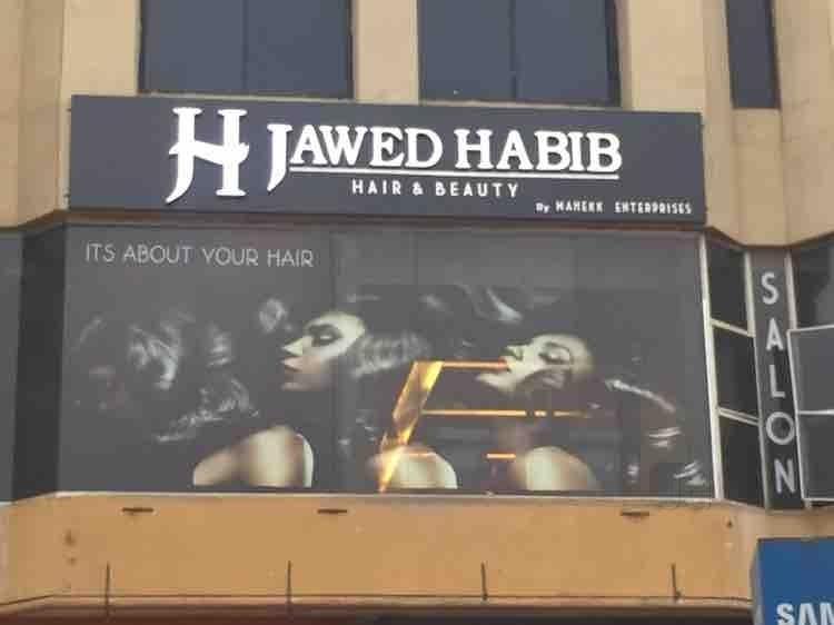 Jawed Habib Unisex Salon