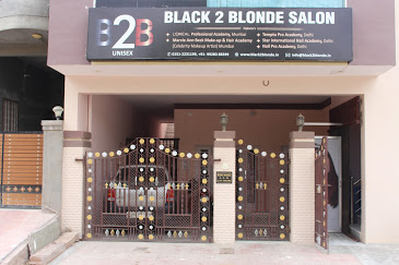 Black To Blonde Salon & Spa