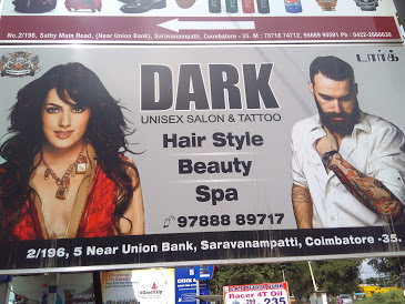 DARK Salon