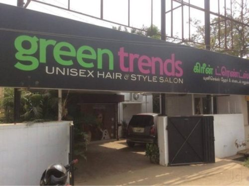 Green Trends - Unisex Hair and Style Salon