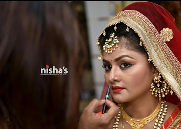 NISHA's beauty salon n spa