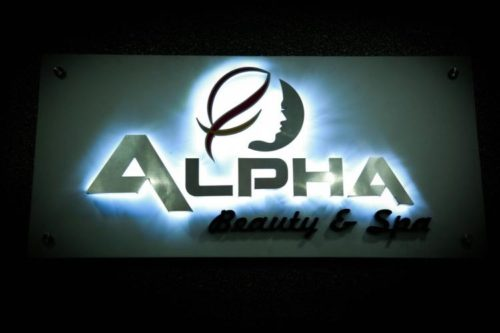 Alpha Beauty and Spa