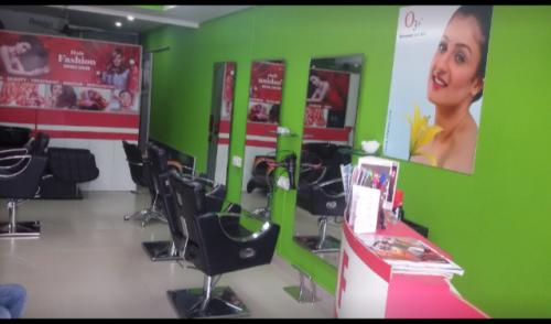 Hair Fashion Unisex Salon