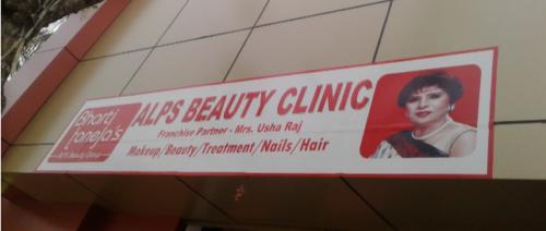 Bharti Taneja's ALPS Beauty Clinic